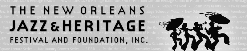 NO Jazz Heritage Foundation